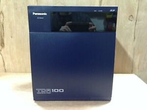 Panasonic KX-TDA100 with MPR Card Software Version 5.0100 Registered Unit