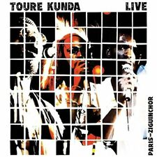Toure Kunda - Live Paris - Ziguinchor [CD]