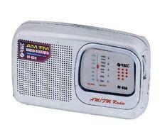 RADIO PORTÁTIL AM/FM SUZIKA RF-656  -Tamaño Bolsillo