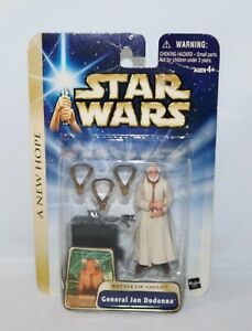 Star Wars ~ General Jan Dodonna ~ Battle Of Yavin ~ A New Hope IOP Collection 2