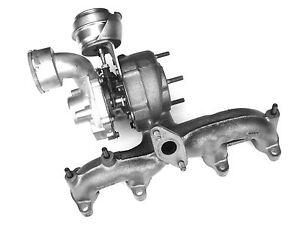 Turbocharger VW Bora Golf / Seat Leon / Skoda Octavia 1.9 TDI ASZ + Gasket kit
