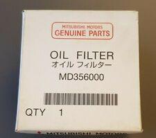 Genuine Mitsubishi Oil Filter MD356000 Ralliart Lancer EVO 7 8 9