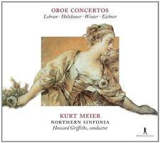 Lebrun / Meier - Oboenkonzerte Der Mannheime [New CD]