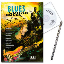 Blues Guitar Rules - Konzepte ,Techniken: Bluesgitarre - 610120 - 9783927190177