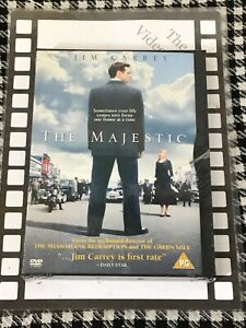 The Majestic (DVD - Brand New & Sealed)