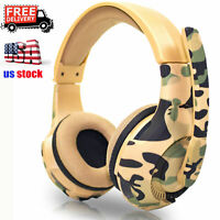 Stereo Gaming Headsets Headphones For PS4 Xbox one PC Laptop With Microphone