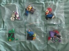 Lego Toy Story Mini Figures - Set Of 6 - New In Sealed Packages