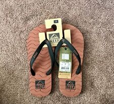"""NEW WITH TAGS Men's REEF Chipper """"PICANTE"""" colored Flip Flops SIZE 7"""