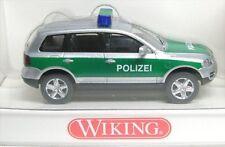 VW Touareg policía Police
