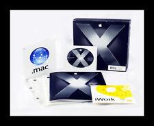 NEW - Opened Box -Apple Mac OS X Tiger 10.4.3 (MA190Z/A)