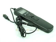 RST Timer Remote shutter release Cord For Olympus EP3 E-P5 EM10 EM5 OMD EPL5 EM1