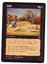 MTG 4X JAPANESE TEMPEST EXTINCTION MINT MAGIC THE GATHERING CARD BLACK RARE