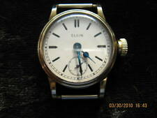 SALE!! Early beautiful Elgin wristwatch cal.462 from 1918y NOS