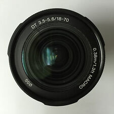 Sony SAL1870 18-70mm f/3.5-5.6 DT Lens for Sony A-Mount APS-C DSLR's