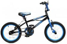 "Zombie focolaio LINEA RAGAZZO BAMBINO Freestyle Stunt BMX Bici 16"" RUOTA Gyro 360 Stunt Pioli"