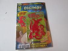 DIGIMON 36 .PANINI COMICS . avec jouet   .NEUF