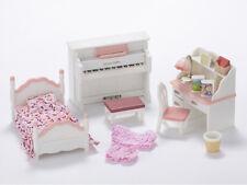 Bnib Sylvanian Families 5032 Girl's Bedroom Furniture Set