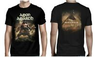 AMON AMARTH cd cvr BERSERKER Official SHIRT Size SMALL new