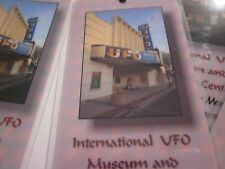 "BOOKMARK ""1"" ROSWELL NM INTERNATIONAL UFO MUSEUM & RESEARCH CENTER SOUVENIR #39"