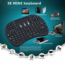 i8+ 2.4GHz Wireless keyboard Air Mouse For Android TV BOX MXQ Pro V88 Mini PC