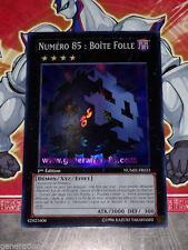 Carte Yu Gi Oh NUMERO 85 : BOITE FOLLE NUMH-FR033