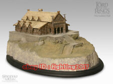 Weta The Lord of the Rings Rohan The Golden Hall  Scene version Statue