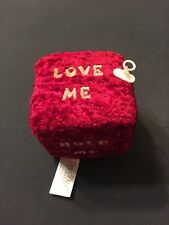 Dan Dee Collector's King Plush Red Lovers Command Dice