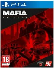 Mafia Trilogy PS4 Game