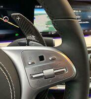 Onlineworld2013 Schaltwippen Dsg Shift Paddle f/ür Mustang 2015-2018 100/% Carbon