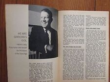 Aug-1964 TV Guide(RUDY VALLEE/JUDY CARNE/JULIA CHILD/PHYLLIS NEWMAN/E G MARSHALL