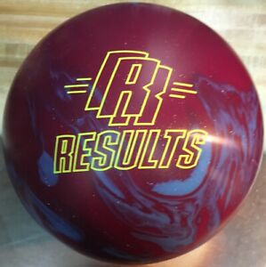 15lb Radical Results Solid Bowling Ball