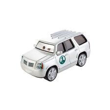 Disney Pixаr Cаrs Movie Diecast Vehicle White Cadillac Suv Toy
