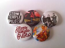 5 Stone Temple Pilots Pin Button badges 25mm STP Creep Plush Sour Girl Nirvana