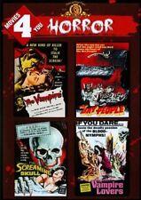 Movies 4 You: Horror (2014, REGION 1 DVD New)