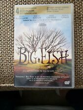 Big Fish (Dvd, 2004) From Director Tim Burton