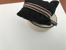 Links of London Black and Copper Friendship Bracelet New with Box
