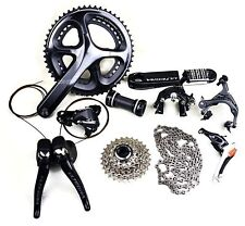 175mm Groupset Shimano Ultegra 6800 11s 53/39T Road Bike Cycling brakes R8000