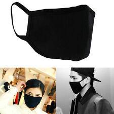 Unisex Cotton Warm Anti-Dust Flu Mouth Face Mask Surgical Respirator Mask Black