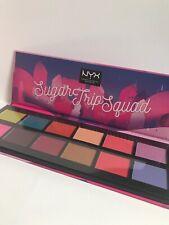 NYX Sugar Trip Squad Shadow Palette (BRAND NEW)