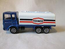 Majorette Saviem 1/100 Texaco Tanker Truck - France (Mint)