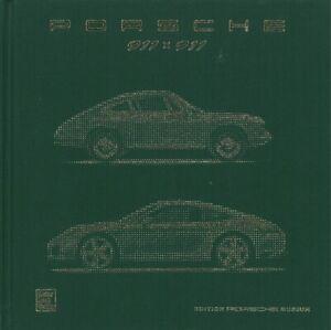 Porsche Museum: 911 X 911-Prachtbildband/Geschichte/Modelle/Typen-Handbuch/911er