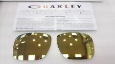 Lentes remplazo Oakley Holbrook 9102 24K Iridium Replacement lenses Lens Lenti