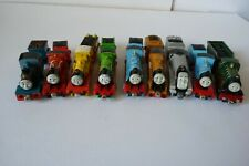 BUNDLE of 9 BIG ENGINES with Matching Tenders - Take n'Play P+P DISCOUNT