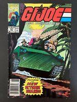 GI JOE A REAL AMERICAN HERO #101 MARVEL COMICS 1990 FN/VF NEWSSTAND EDITION