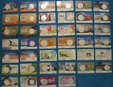 Dutch Coin Card Euro Coincards Netherlands  Wadden Sea 5€   2016  UNC