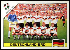 Italia'90 Deutschland-BRD #203 Copa del Mundo Historia Pegatina Panini (C350)