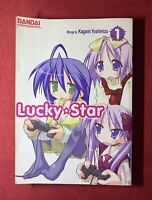 Lucky Star, Vol. 1, by Kagami Yoshimizu, English Manga (2009, Paperback) (OOP)