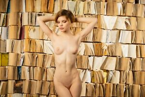 M023 Female Nude Fine Art Photo 20x30cm Signed Print, Direct from the Artist.