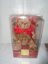 Lenox - 100th Anniversary - American Teddy Bear - New - Holiday