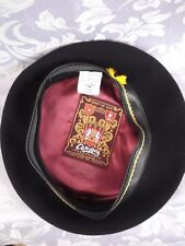 Campan Luxury Basque Beret - 100% Virgin Wool - Made in France by Laulhere